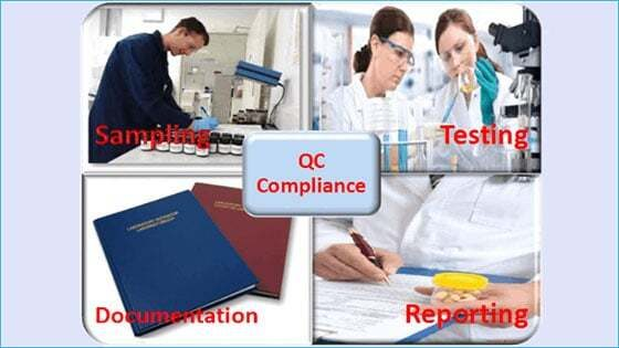 QC Compliance